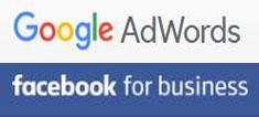 google adwords - facebook advertising