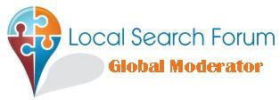 local search forum global moderator - Eric Rohrback