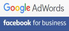 google adwords - facebook advertising