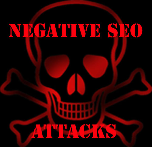 negative seo attacks
